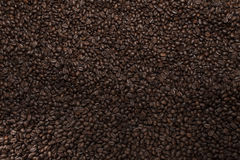 Coffee beans. Background, background made as Stock Photo