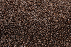 Coffee beans. Background, background made as Stock Photography