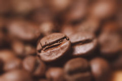 Coffee beans for background Royalty Free Stock Photography