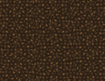 Coffee Beans Background Illustration Royalty Free Stock Image