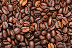 Coffee beans background Stock Photography