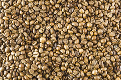 Coffee beans background. Roasted brown coffee beans background Stock Photos