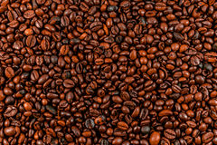Coffee beans. Background with coffee beans texture Royalty Free Stock Image