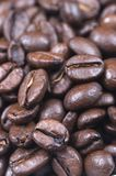 Coffee Beans Close Up Royalty Free Stock Photos