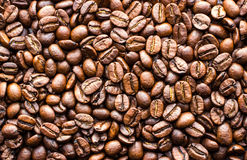 Coffee Beans. Close up of coffee beans background stock photos