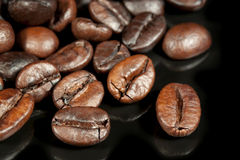 Coffee Beans 2 Stock Image