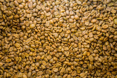 Coffee beans closeup Royalty Free Stock Photography