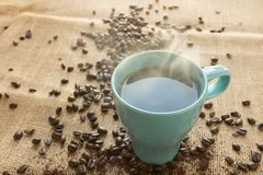 Coffee, Beans, Coffee Bean, Drink Royalty Free Stock Images