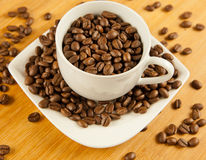 Coffee beans. Stock Image