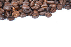 Coffee Beans. In  a cup Stock Images