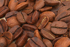 Coffee beans. 3d rendering. Vray rendering stock illustration