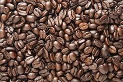 Coffee Beans Detail Stock Images