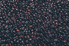 Coffee beans. Drink. Background Royalty Free Stock Photos
