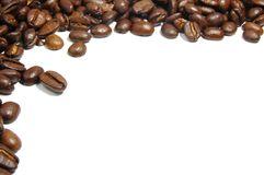 Free Coffee Beans Frame Royalty Free Stock Image - 9973156