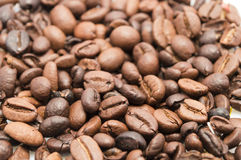 Coffee beans group Stock Photo