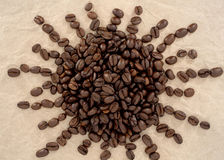 Coffee: Beans Stock Photography