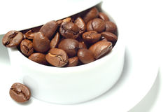 Coffee beans II Royalty Free Stock Photography