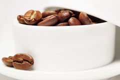 Coffee beans III Royalty Free Stock Photos