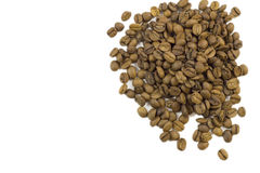 Coffee Beans. On isolated background Royalty Free Stock Image