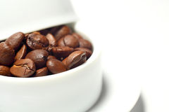 Coffee beans IV Royalty Free Stock Photos