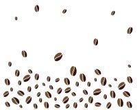 Coffee Beans Logo Template vector icon. Design vector illustration