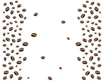 Coffee Beans Logo Template vector icon stock illustration