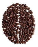 Coffee beans make coffee bean Stock Images