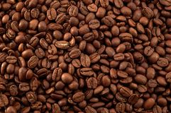 Free Coffee Beans Natural Background Stock Photography - 17170682