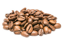 Coffee Beans Pile Royalty Free Stock Images