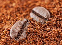 Coffee beens Stock Images