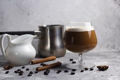 Coffee beverage Royalty Free Stock Photos