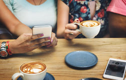 Free Coffee Beverage Relaxation Drinking Recreation Concept Stock Photography - 79530592