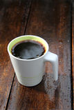 Coffee black Royalty Free Stock Images