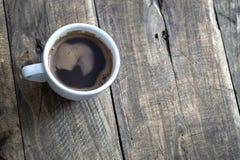 Coffee black Royalty Free Stock Photos