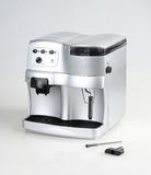 Coffee blender machine stock photo