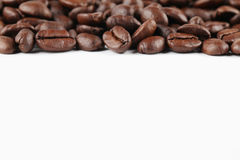 Coffee border Stock Photo