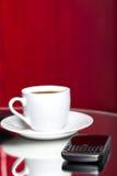 Coffee break Royalty Free Stock Photography