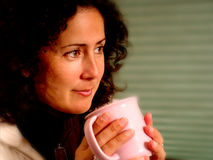 Coffee Break 2 Stock Images