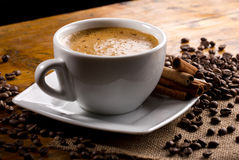 Coffee break Royalty Free Stock Photography