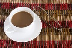 Coffee Break 4 Stock Photo
