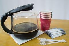 Free Coffee Break Royalty Free Stock Photo - 53997645