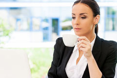 Coffee break. Stock Photography