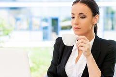 Coffee break. Stock Photography