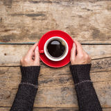 Coffee break background Royalty Free Stock Image