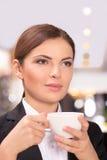 Coffee break. Royalty Free Stock Images