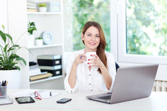 Coffee break Stock Image