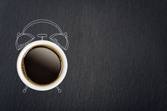 Coffee break concept. Stock Image