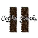 Coffee break- Drink Stock Photos