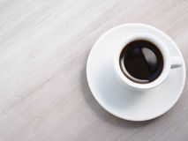 Coffee break with espresso Royalty Free Stock Photo