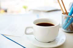 Coffee-break Royalty Free Stock Photos
